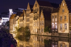 Gante (Bélgica), Septiembre 2017